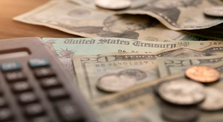 stimulus check spending