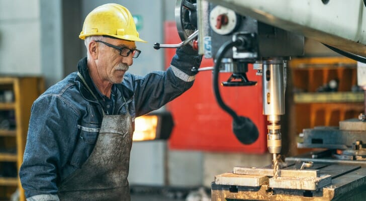 seniors increasingly staying in the workforce