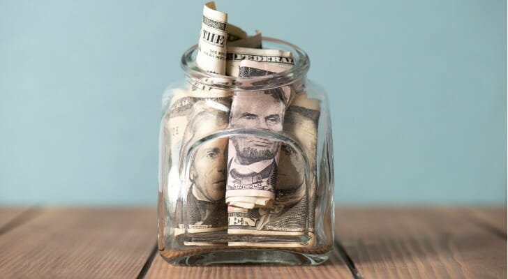 What is a margin account?