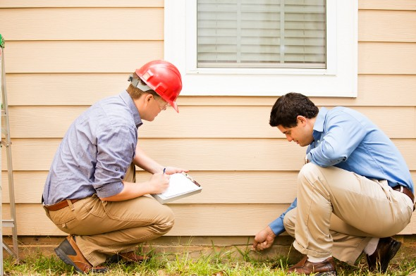 Getting a Home Inspection