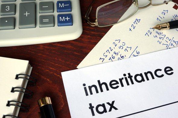 inheritance taxable