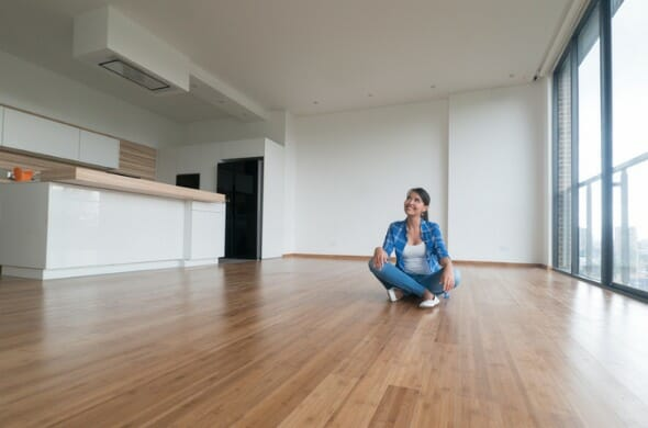 single homeownership rate