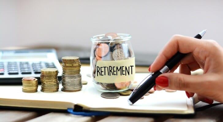 Washington retirement system