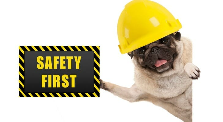 With safe investments, you are putting safety ahead of returns.