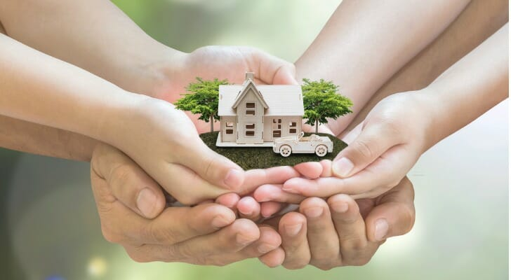 Here's what joint tenancy means for your estate plan.