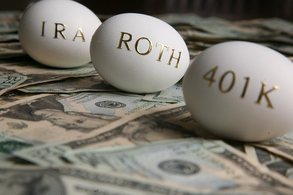The Average 401(k) Balance by Age