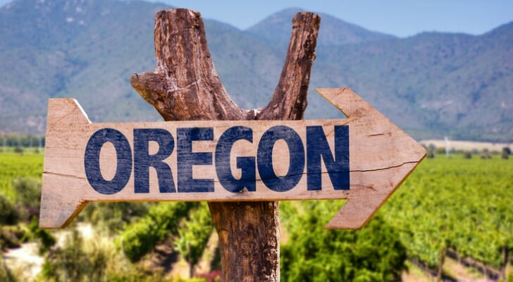 Oregon Estate Tax