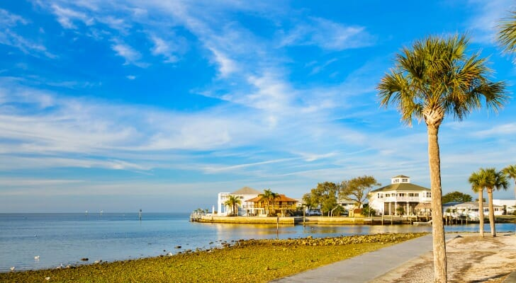 New Port Richey - Best Places to Retire in Florida