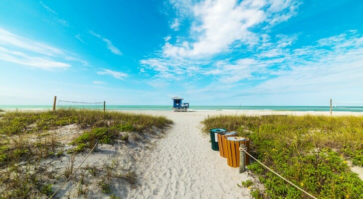 Venice - Best Places to Retire in Florida