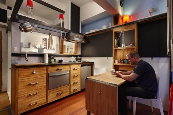 4933556705 53bd6d3b18 z Micro Living – Small Space Apartments in the Big City