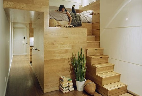 8339624915 79b030e741 z Micro Living – Small Space Apartments in the Big City