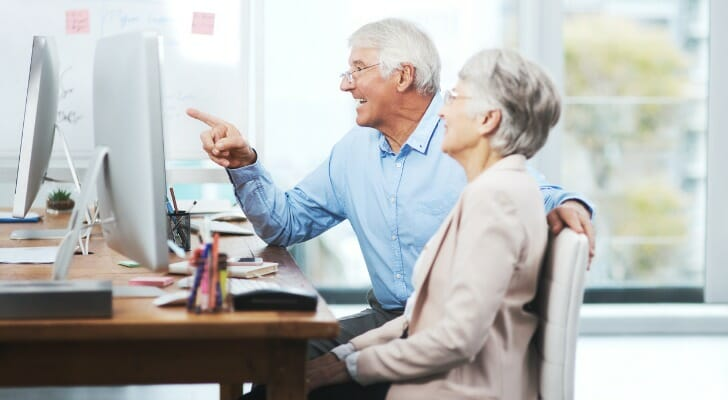How does a single life annuity work?