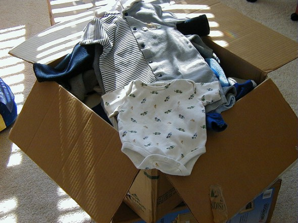 Baby Clothes - Things You're Better Off Buying Secondhand