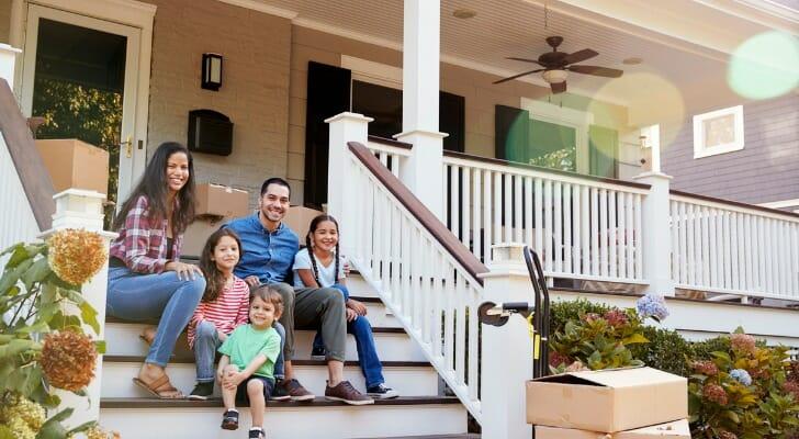 home big enough to raise a family