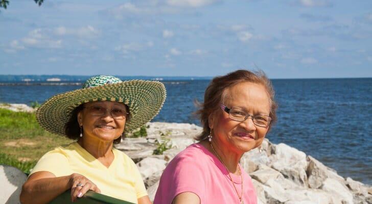 retirement communities in maryland