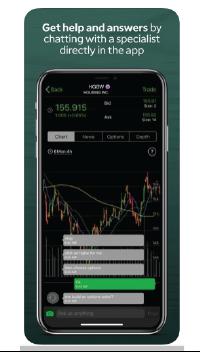 trader app test kryptowährung algo-handel