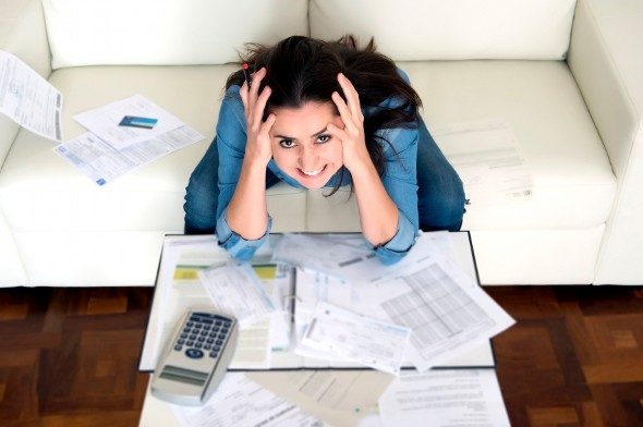 5 Ways to Put an End to Paycheck-to-Paycheck Living
