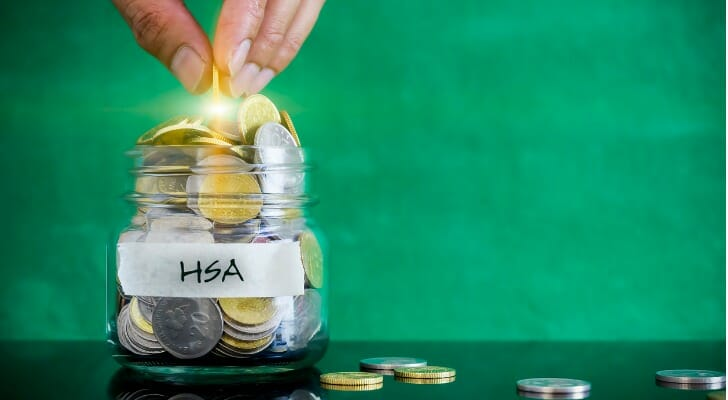 HSA maximum contribution for 2018
