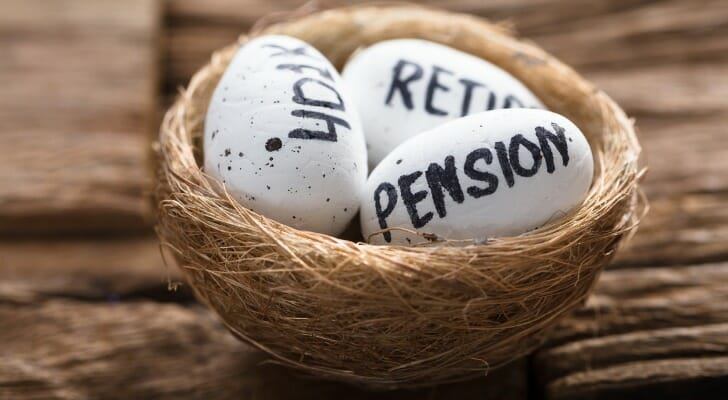 pension vs 401k