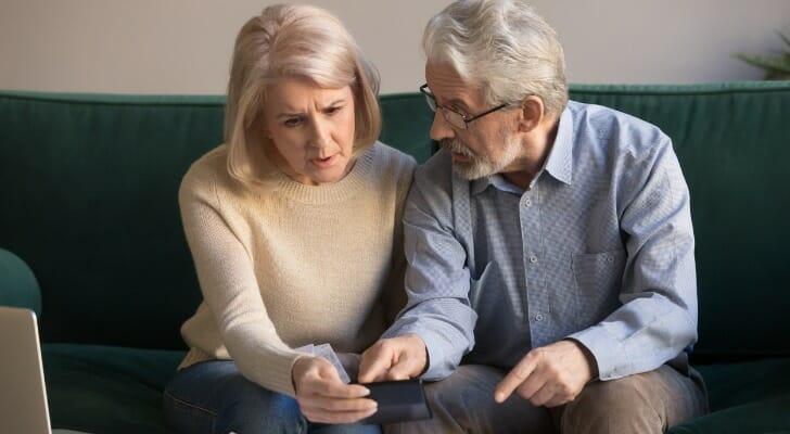 seniors financially secure