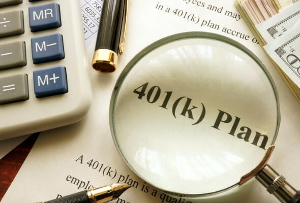 401(k) rollover to IRA