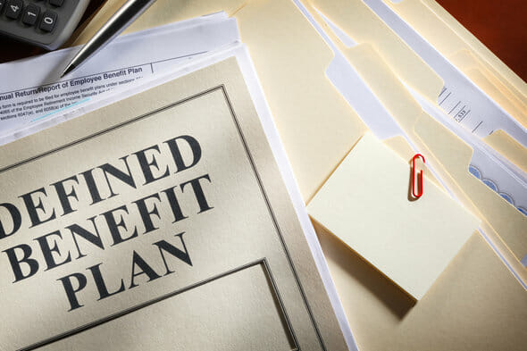 defined contribution plan