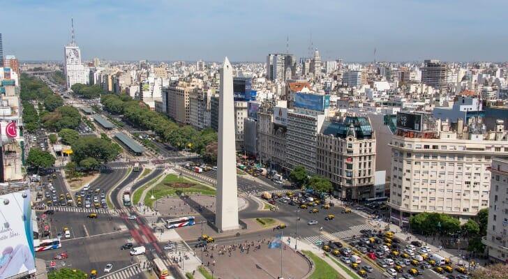 retire in argentina