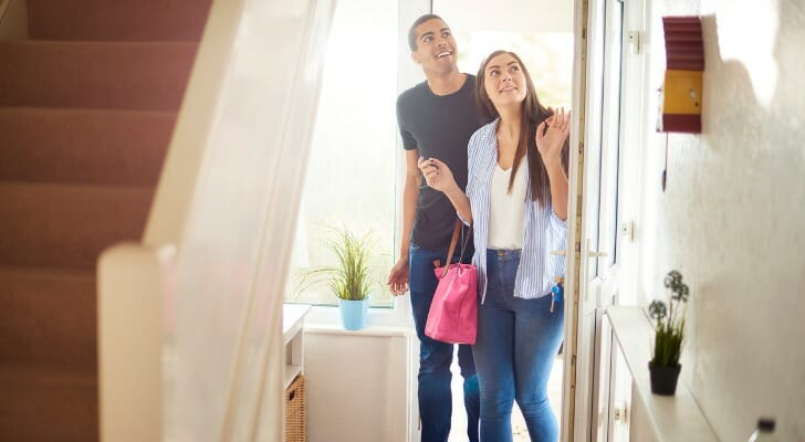 millennials buying homes