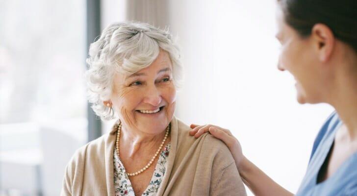 assisted living vs nursing home