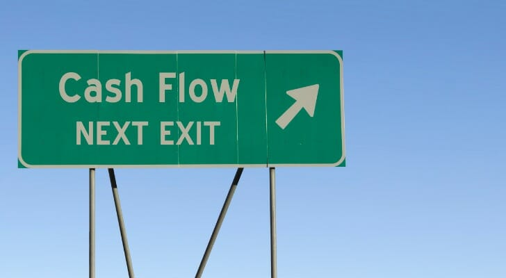 Cash flow is an important metric to keep tabs of.