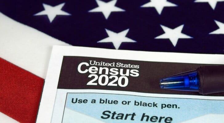 initial census response rate may 2020