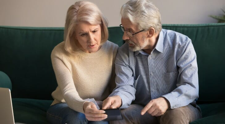 seniors financially secure
