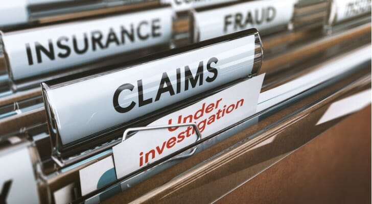 Insurance company files