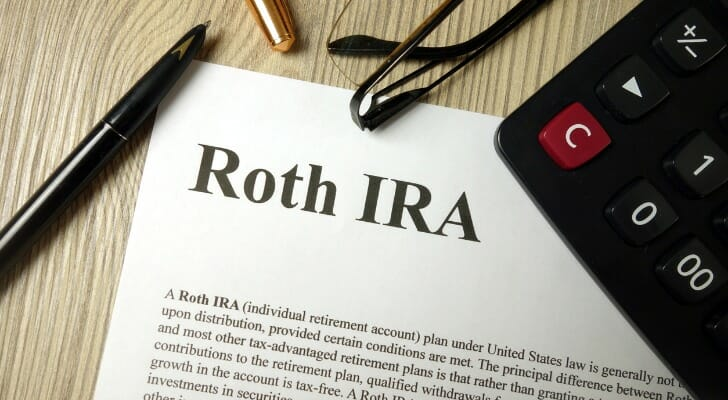 Roth IRA document