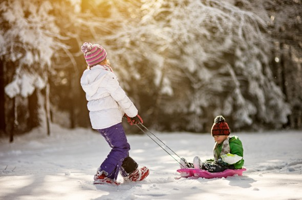 13 Super Fun (and Cheap!) Winter Activities