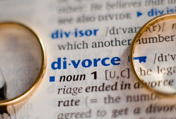 The Average Cost of a Divorce