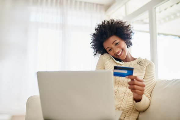 pay a car loan with a credit card