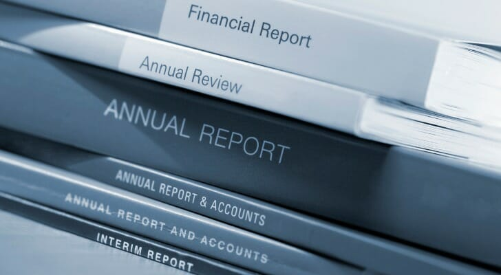 An annual report