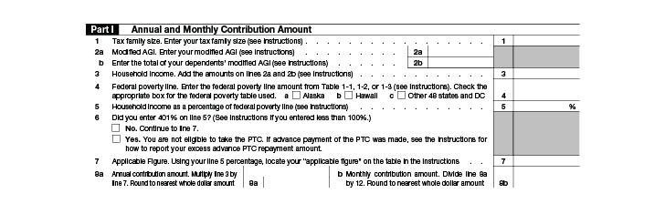 Form 8962