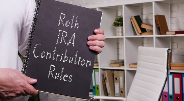 Roth IRA contribution rules
