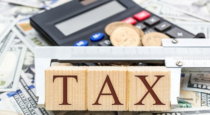 What is progressive tax?