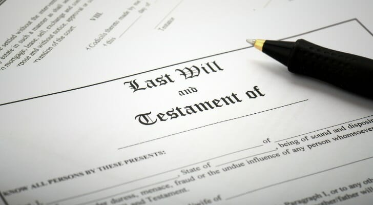 Do I Need To Write A Will