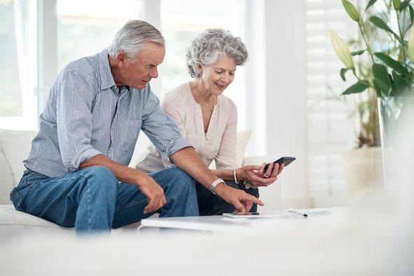 Average Retirement Income