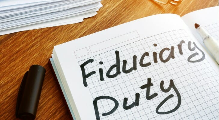 What is an accredited investment fiduciary certification?