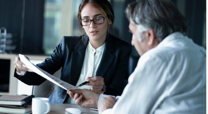 Executives discuss debt-to-capital ratios
