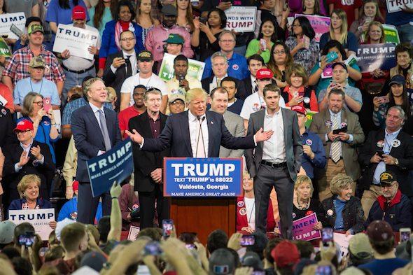 Who Are Donald Trump's Economic Advisors?