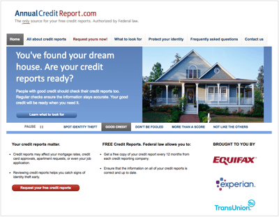How to Use AnnualCreditReport.com