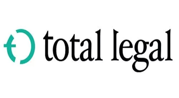 Image shows the TotalLegal logo. SmartAsset reviewed TotalLegal to see how it stacked up against other estate planning websites.
