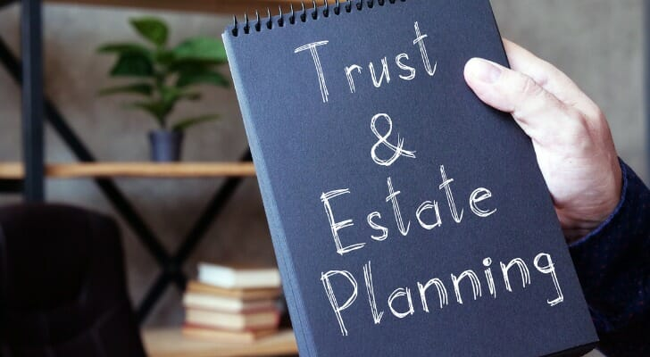 """Trust & Estate Planning"" notebook"