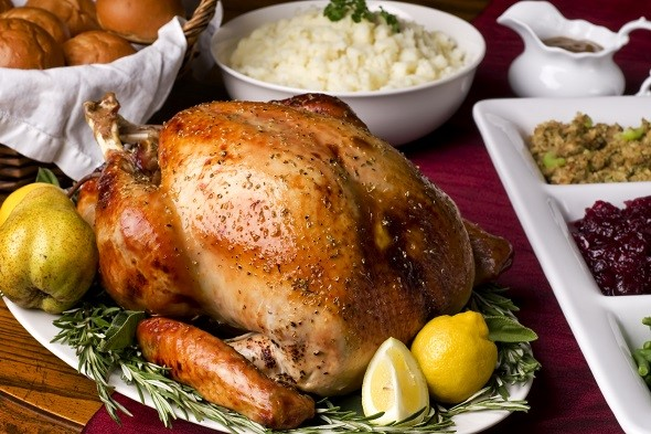 Where Does Your Thanksgiving Dinner Come From?